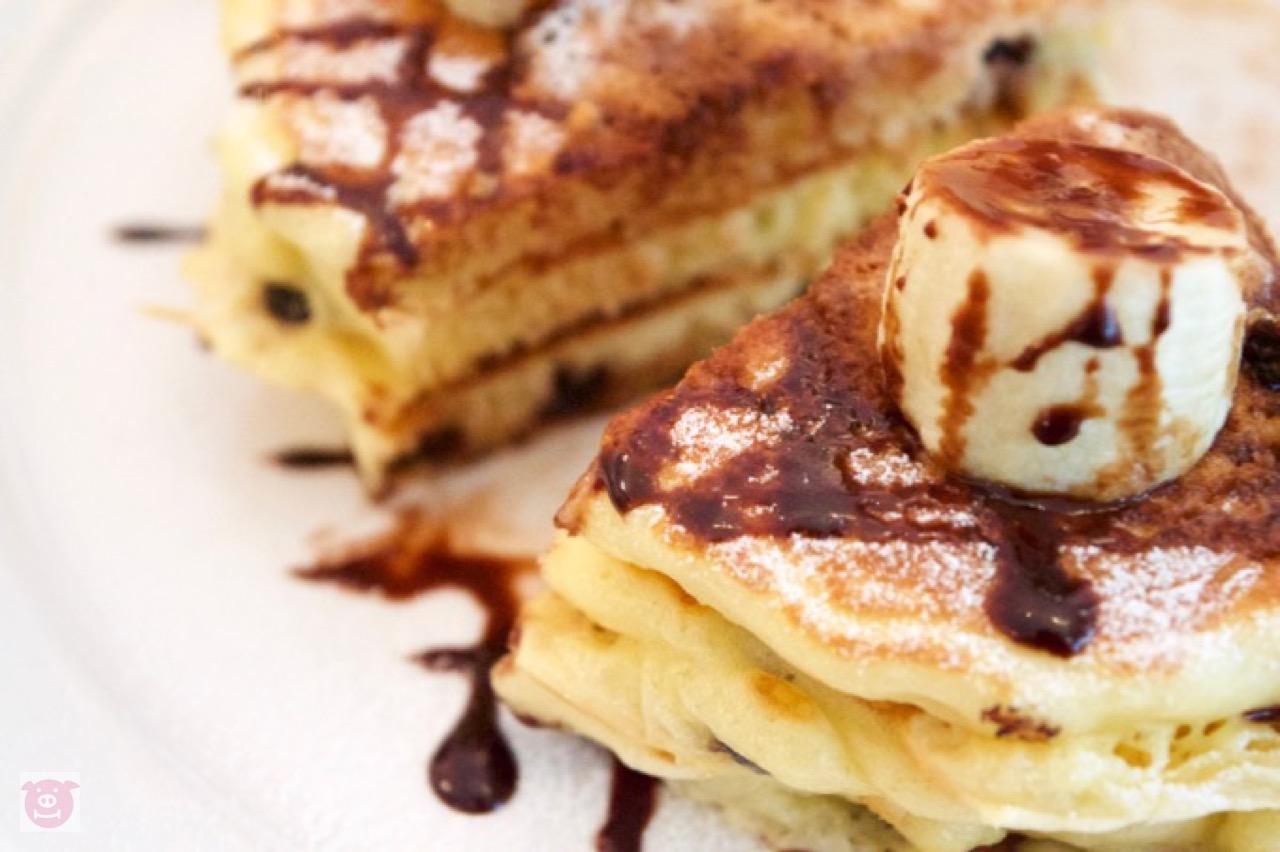 女子力しか感じない「ハレノア カフェ」でチョコバナナ・パンケーキをいただく[沖縄・北谷グルメ]
