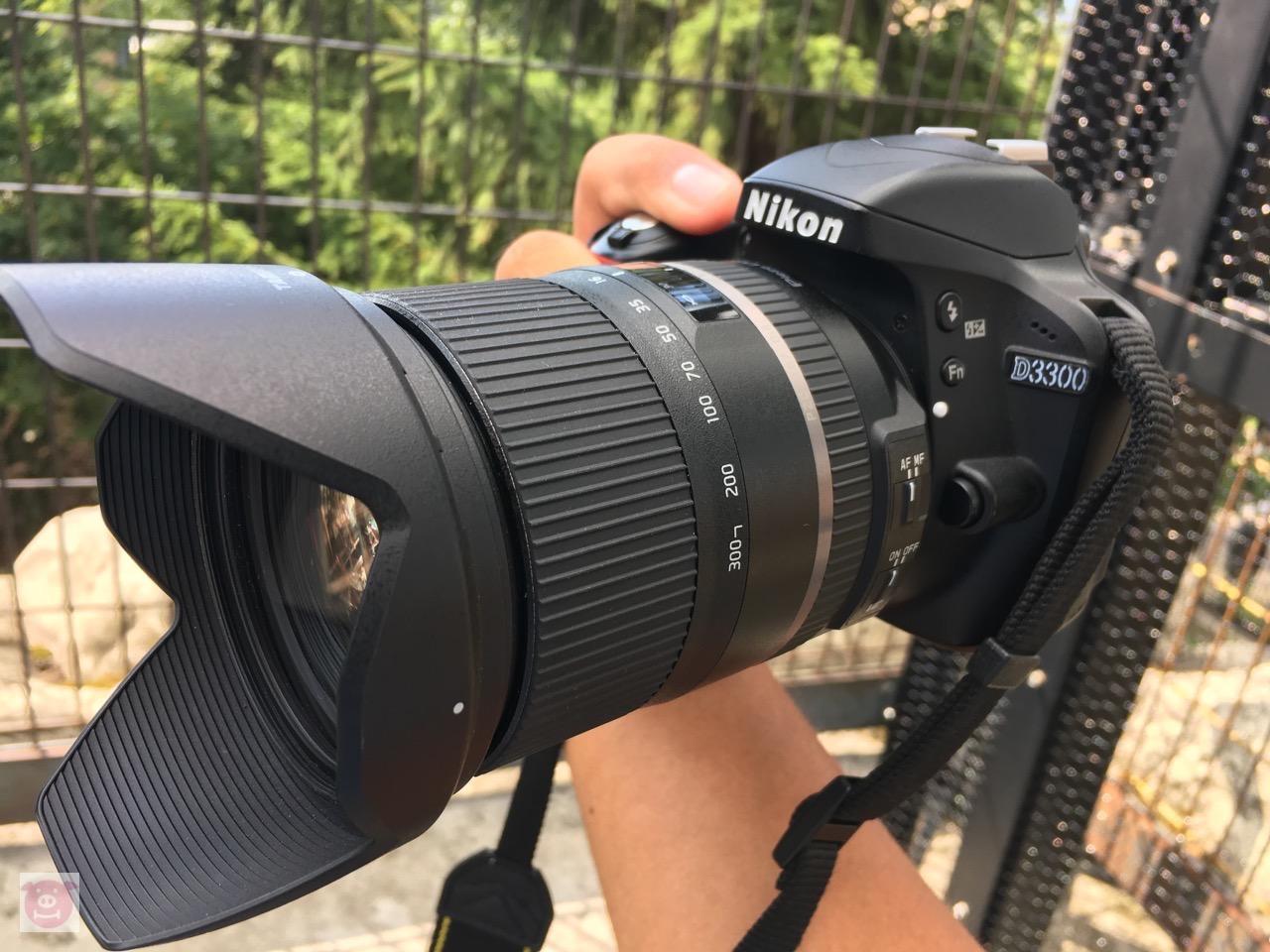 16-300mm - 1