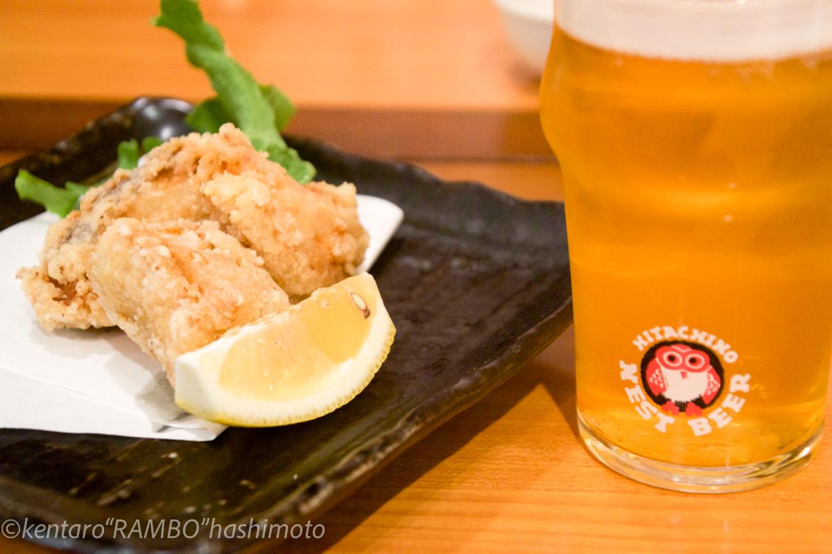 茨城 アンテナショップ 「茨城マルシェ」あんこう料理 生ネストビールが美味すぎる