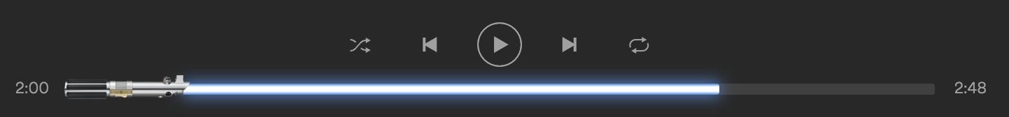 【小ネタ】Spotifyでローグ・ワンを聴くと、ある仕掛けが・・・