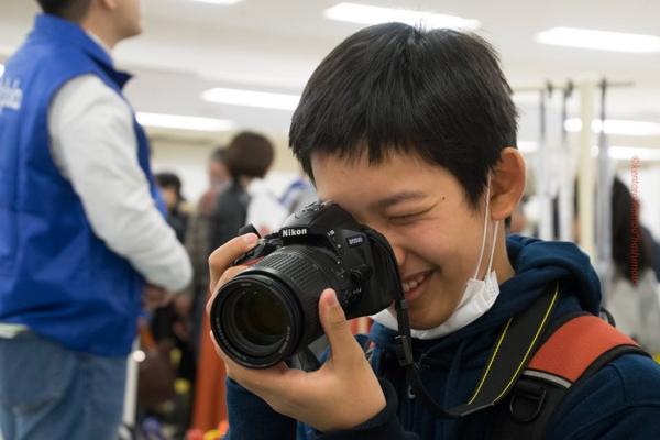 MOTTAINAI キッズタウン カメラマン体験をしたよ【PR】