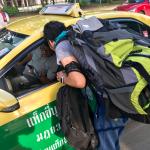 バンコク バス タクシーが安すぎ。バスは日本の1/2、タクシーは1/10くらいじゃない?