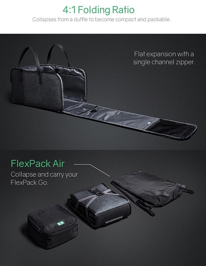 FlexPack GO 展開