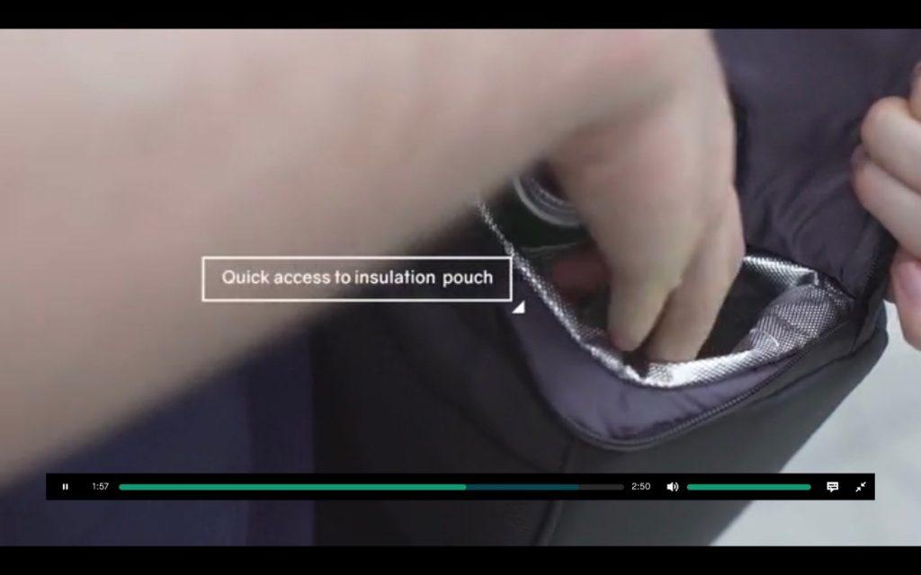 FlexPack Pro QUICK ACCESS Pouch