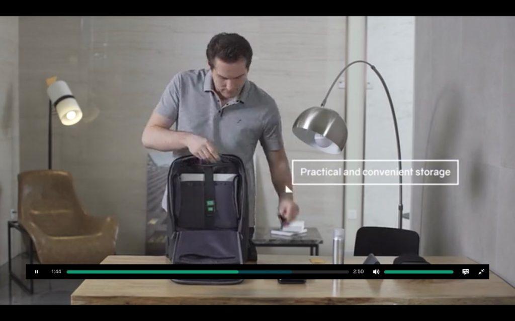 FlexPack ProMac入る