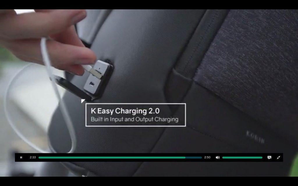 FlexPack Pro USB充電 BatterY バッテリー