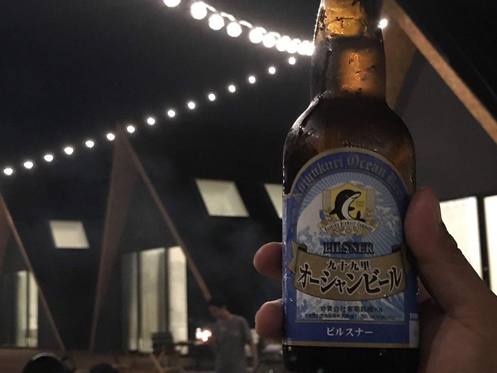 TENT 九十九里ビール