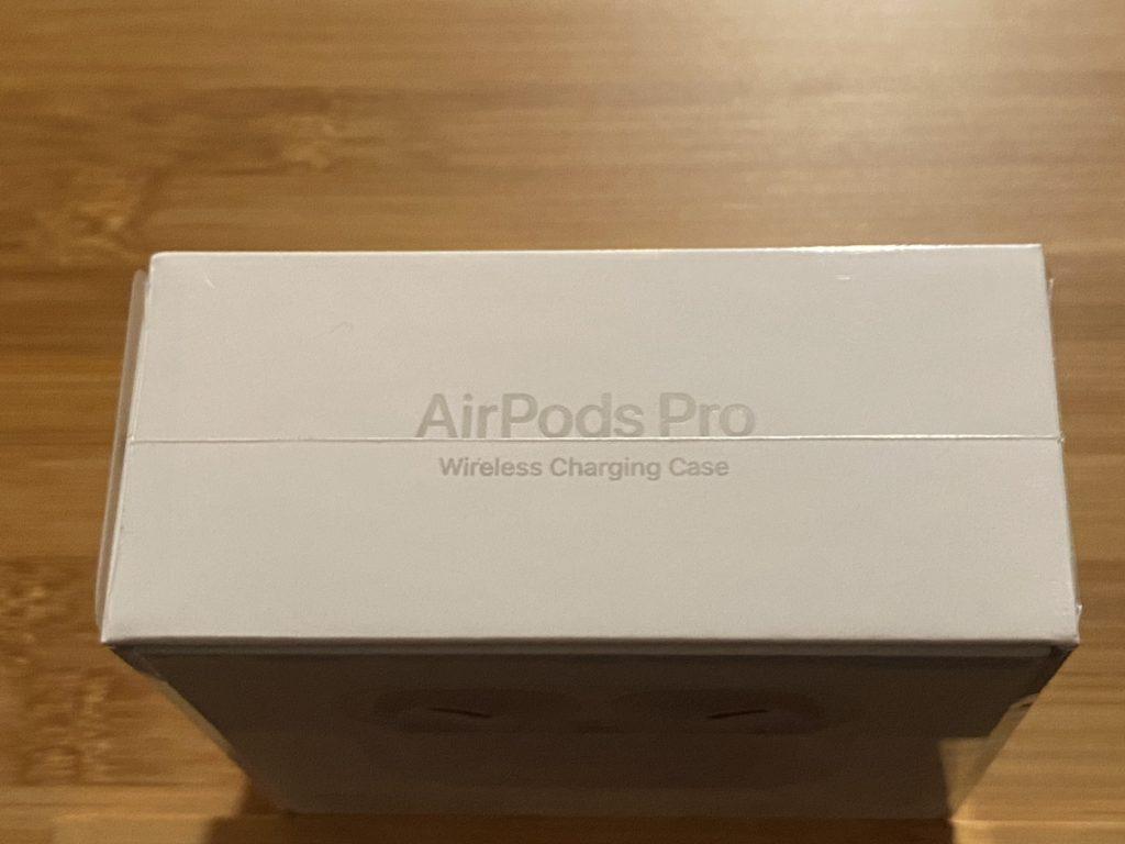 AirPods Pro 開封